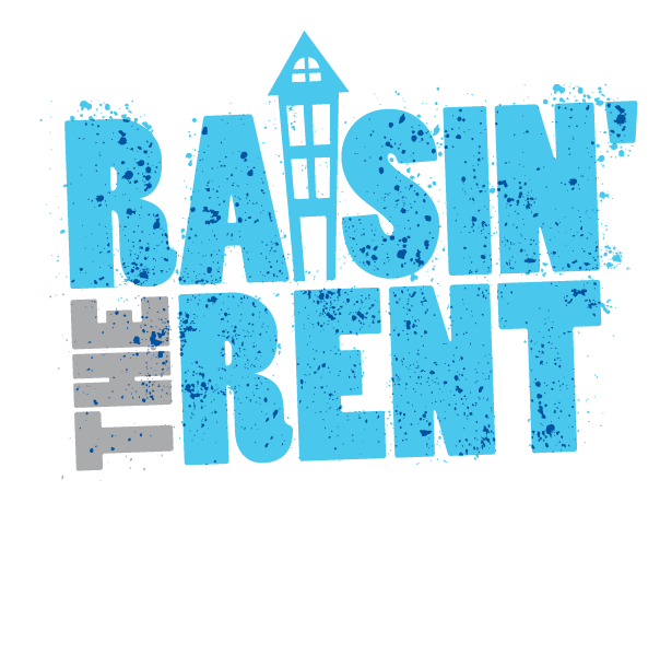 Raisin' the Rent logo