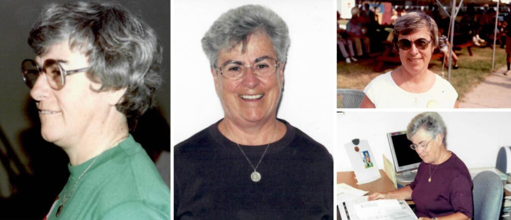 Images of Sister Kathleen