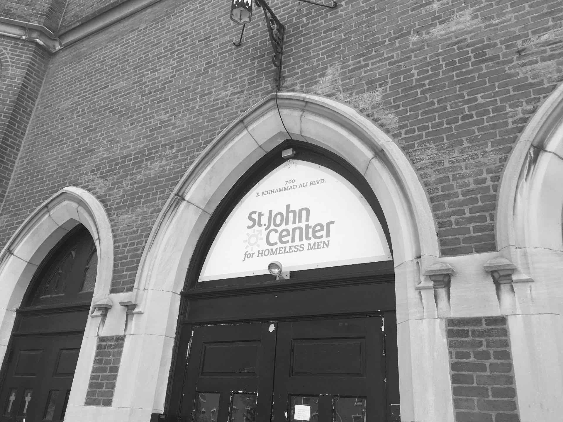 photo of SJC front door